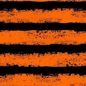 orange and black stripe