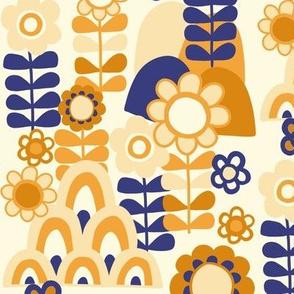 60's Floral Hills