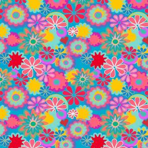 1960s Hippy Joy