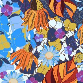 1960s Autumn Vibes XL