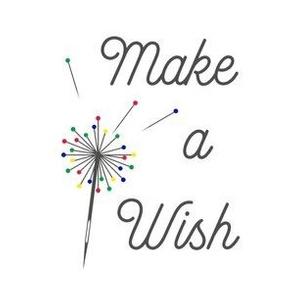 Make a Wish - White