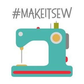 Make it Sew - White