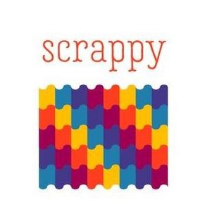 Scrappy - White