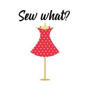 Sew What White