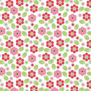 pinkspringflowers