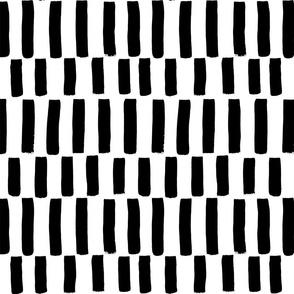 Black Ink Pattern - 5