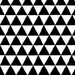 Black Ink Pattern - 1