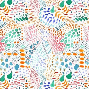 Tribal Pattern - Color 2