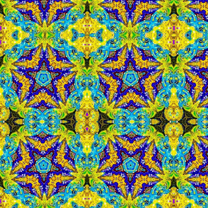 Pentagram Kaleidoscope