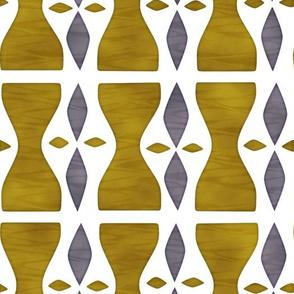 Hourglass Gold
