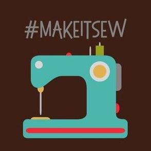Make it Sew - Brown