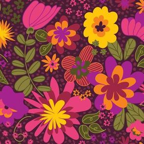 Floral Mod