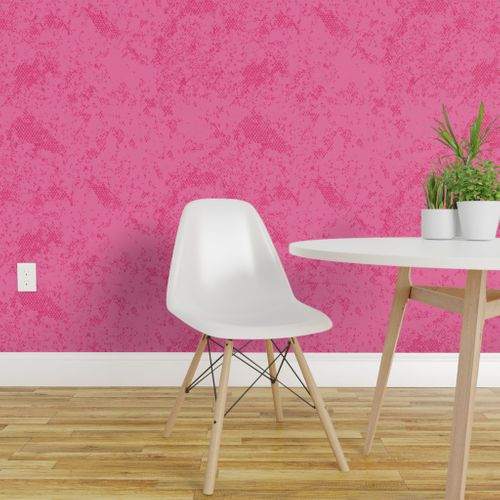 Wallpaper 18 9ac Hot Pink Magenta Blush Fall Mottled Neutral Home Decor Texture Large Scale Solid Grunge Woven Wallpaper Girl Miss Chiff Designs