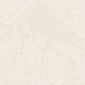 18-09U Pale Cream Brown Off-white  Spots mottled || Neutral Home Decor Texture Large scale Solid  Grunge Distressed Woven  Wallpaper _ Miss Chiff Designs