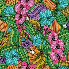 1960_pattern_orchid