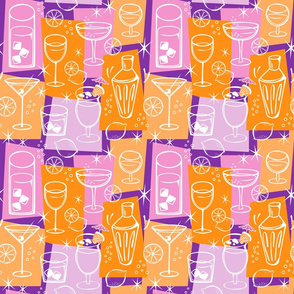 60s Cocktail Party