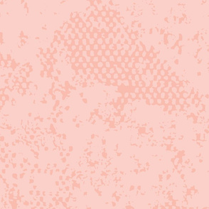 18-09C Coral Peach Orange Blush mottled || Neutral Home Decor Texture Large scale Solid  Grunge Woven   Wallpaper _ Miss Chiff Designs
