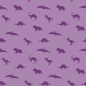PLUM TINY Dinosaurs