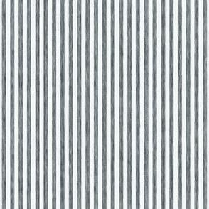 Provincial Stripes- Antique Blue