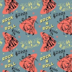 Rock-n-Roll Teens