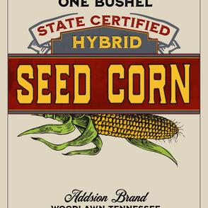 Flour Sack Corn Seed Project