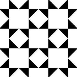 07919905 : square triangle tiles : K+W