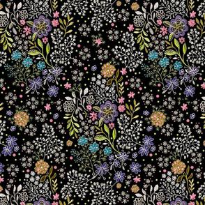 Victorian Floral - Jamie Kalvestran