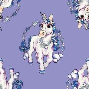 Frozen Unicorn by ArtfulFreddy