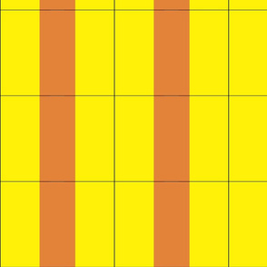 Candy Corn BOW Template