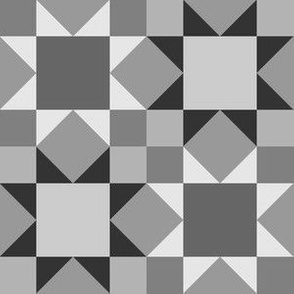 07922854 : square triangle tiles : D