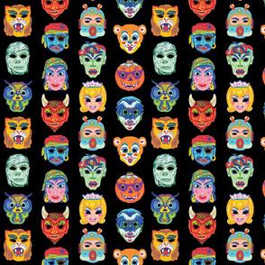 Halloween Masquerade 2 in Black