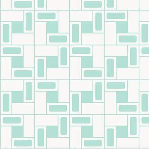 i love breeze blocks_green