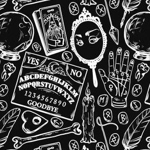 Divination in Black