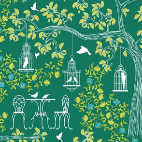 Cornwall's Lost Gardens (green)