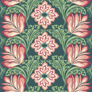 Victorian era formal floral