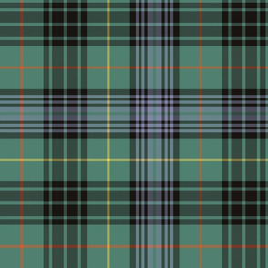 "Stewart hunting alternate tartan - 12"" faded"