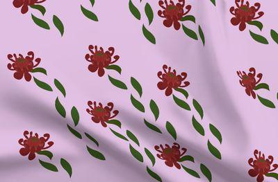Intelligent Décontracté Fleur Couleur Dessin Flore