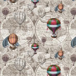 Hot Air Balloons Light Version