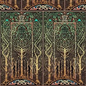 Tanglewood Celtic Tree Design
