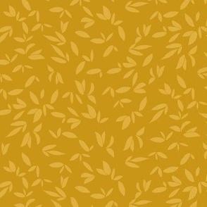 Leaves Saffron Gold
