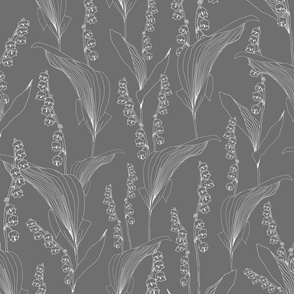 Lily of the Valley Gray