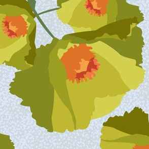 Poppies Gold-01