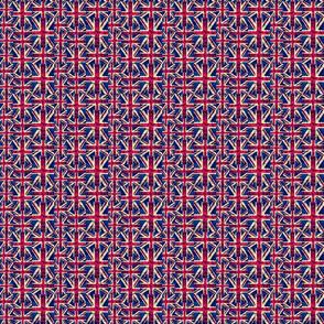 RETRO BRITISH FLAGS SMALL