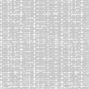 pale gray fifties solid barkcloth texture