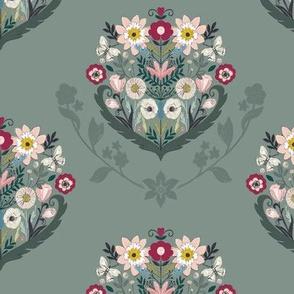 Victorian Parlour Floral