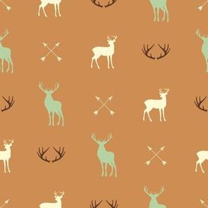 Elk Arrows Antlers-12