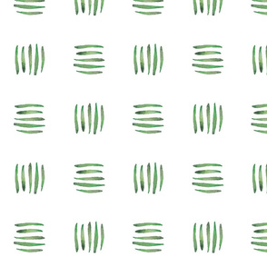 individual palm leaf pattern