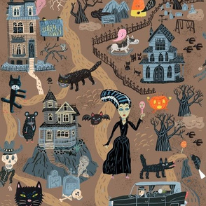 Scary Town