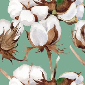 Cotton Flowers(large)