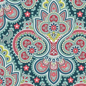 1900 French Textile P23